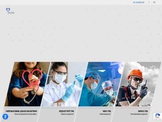 Screenshot for gamida.co.il