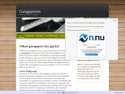 www.garageporten.n.nu