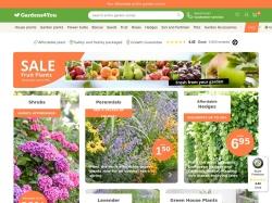 Gardens4you coupon codes December 2017