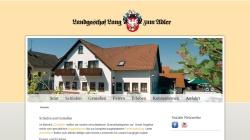 www.gasthof-lang.de Vorschau, Landgasthof Zum Adler