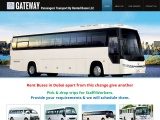 Gateway-15 Seater Bus for Rent in Dubai