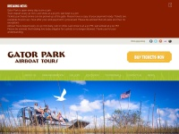 GATOR PARK AIRBOAT TOURS Promos & Exclusive Discounts