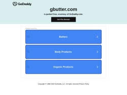 Gbutter coupon codes March 2019