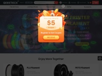 Geeetech Fast Coupon & Promo Codes