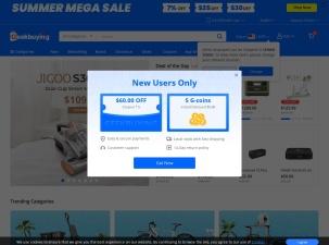 Магазин Geekbuying.com INT