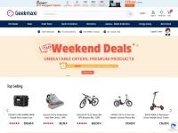 GEEKMAXI.COM Promo Codes & Discounts