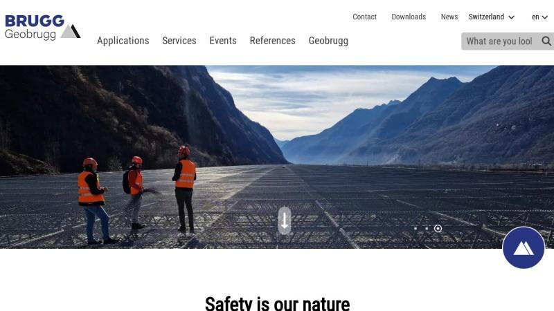 www.geobrugg.com Vorschau, Fatzer AG