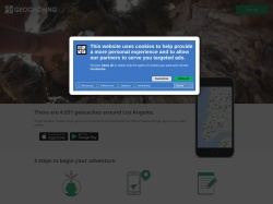 404 - File Not Found - Geocaching