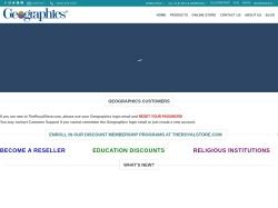 Geographics screenshot