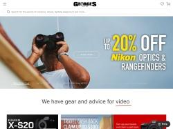 Georges Cameras Promo Codes 2019