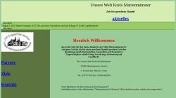 www.gerechterhandel.de Vorschau, Unsere Welt Kreis Marienmünster