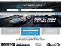 Getbmwparts Fast Coupon & Promo Codes