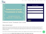 Colorectal Cancer Treatment Cost in India   GHN Healthcare Services