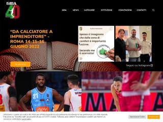 screenshot giba.it