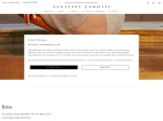 Giuseppe Zanotti UK store discount voucher coupon codes from Latest Savings