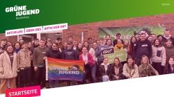 www.gj-bb.de Vorschau, Grüne Jugend Brandenburg