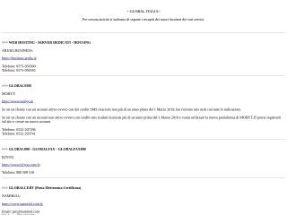 screenshot globalitalia.it