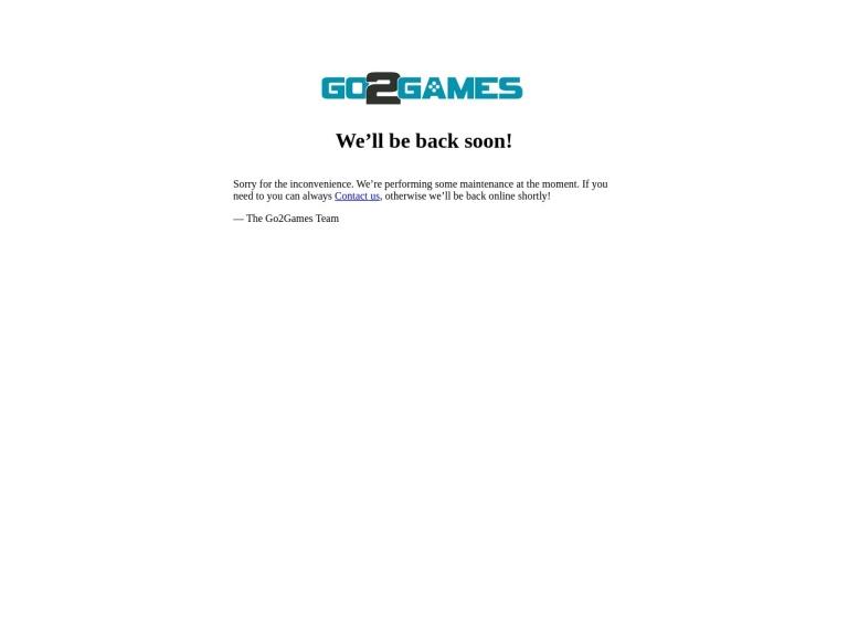 G2G Limited - Go 2 Games screenshot
