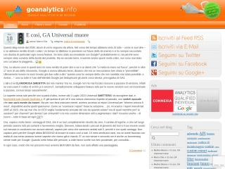 screenshot goanalytics.info