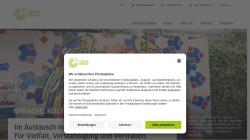 www.goethe.de Vorschau, Goethe-Institut