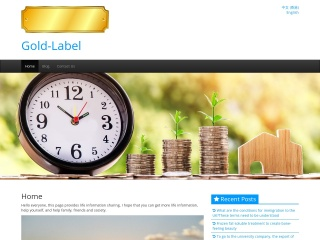 gold-label.com.hk 的快照
