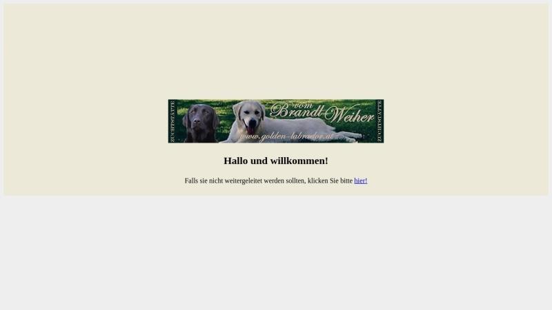 www.golden-labrador.at Vorschau, Vom Brandl-Weiher