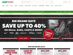 Golf Town screenshot