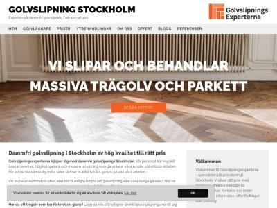 www.golvsliparnastockholm.nu
