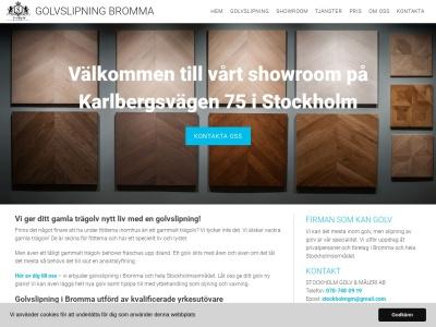 www.golvslipningbromma.nu