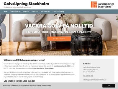 www.golvslipningsexperterna.se