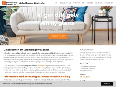 www.golvslipningstockholm.biz