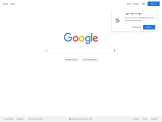 Screenshot for google.com