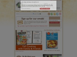 http://www.gooseberrypatch.com coupon and discount codes