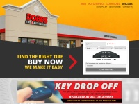 Dobbs Tire & Auto Centers Fast Coupon & Promo Codes