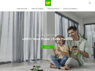 gpbatteries.com.hk 的快照