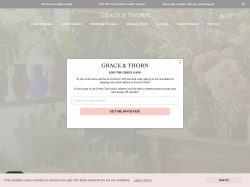 GRACE AND THORN