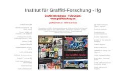 www.graffitieuropa.org Vorschau, Wiener Graffiti Archiv