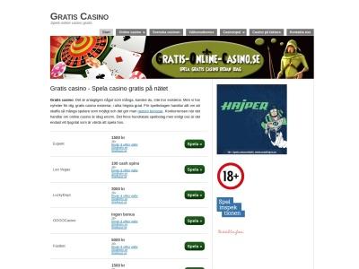www.gratis-online-casino.se