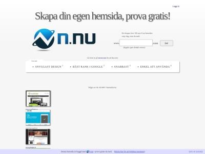 www.gratishemsida.me