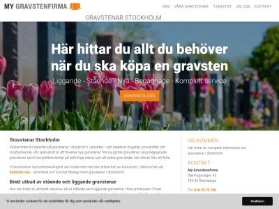 gravstenar-stockholm.se