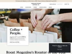 Greater Goods Roasting Promo Codes 2019
