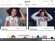 Greekgear.com coupon code