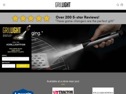 Grillight coupon codes January 2018