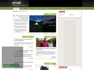 Screenshot for grough.co.uk