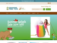Growing Tree Toys Fast Coupon & Promo Codes