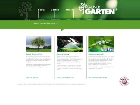 Grüner Garten Geissler GmbH