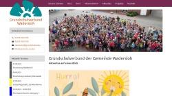 www.grundschule-wadersloh.de Vorschau, Augustin Wibbelt Grundschule