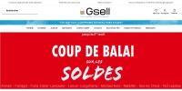 Code promo Gsell et bon de réduction Gsell