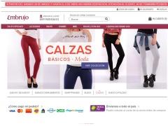 Venta online de Talles Grandes y Talles Especiales en Embrujo Jeans