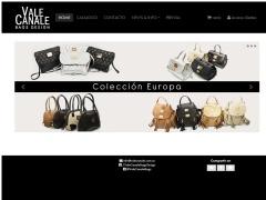 Venta online de Carteras y Bolsos en Vale Canale – Bags Design – Carteras